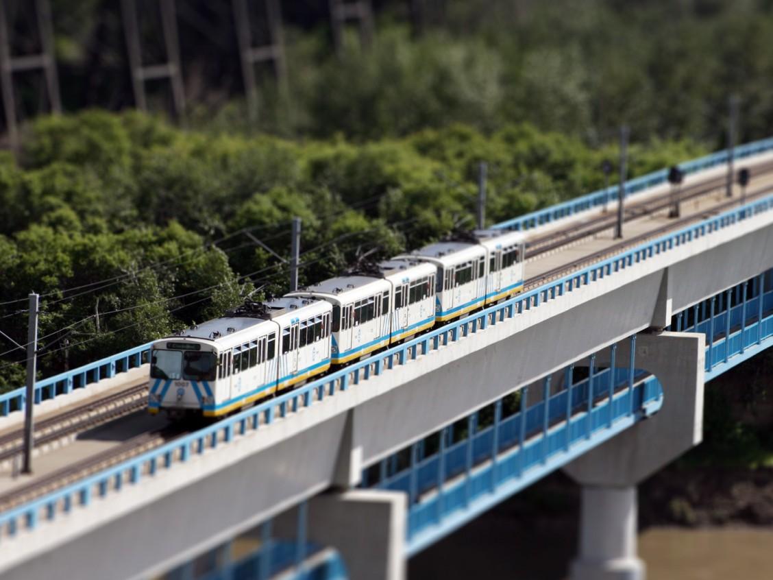 Edmonton's LRT