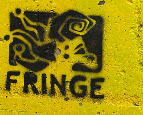 """Fringe Stencils"" Photo by Flickr user Dale C © August 15, 2009 Creative Commons License - https://flic.kr/p/6QCaYC"