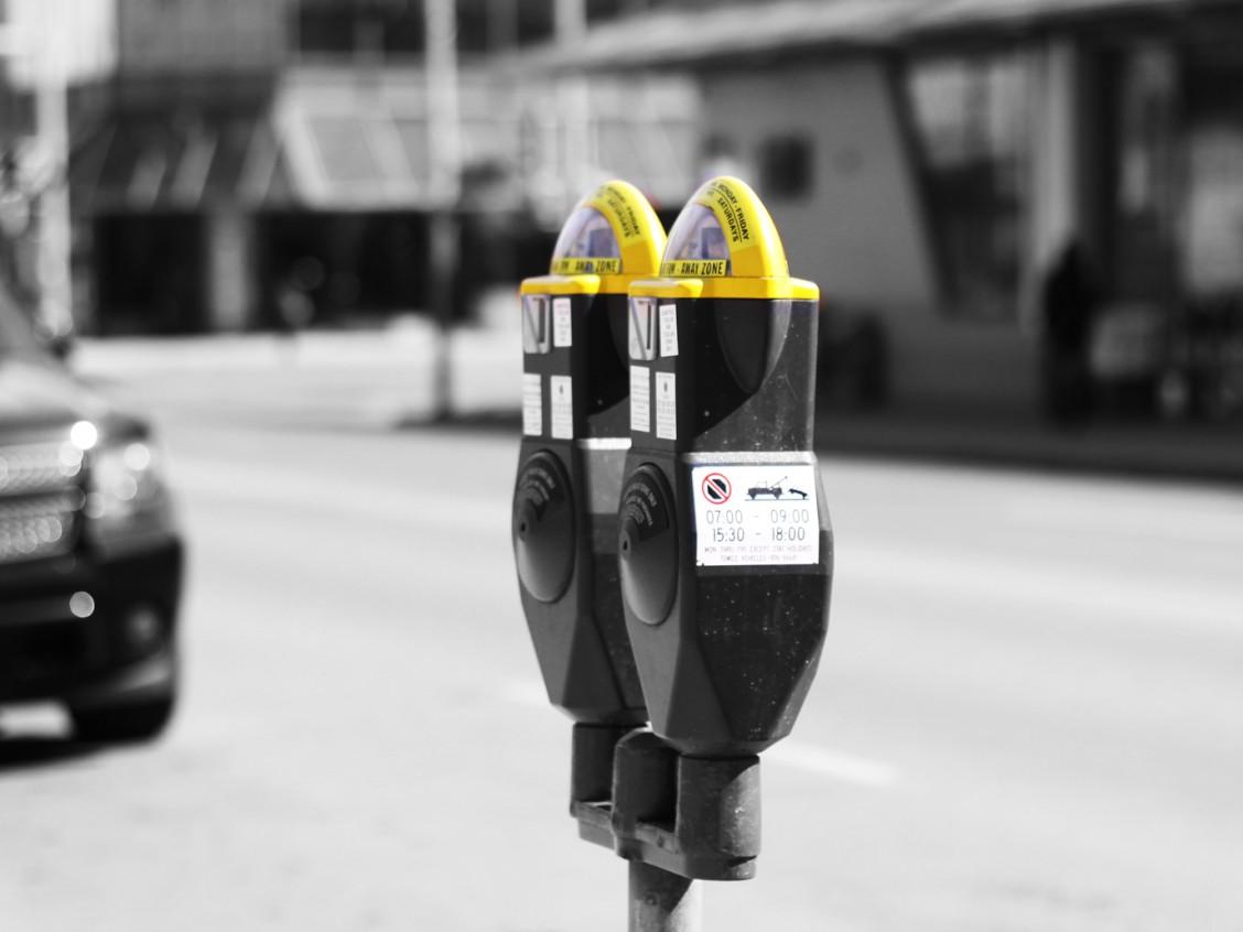 Edmonton Parking Meter © Keith Peiris