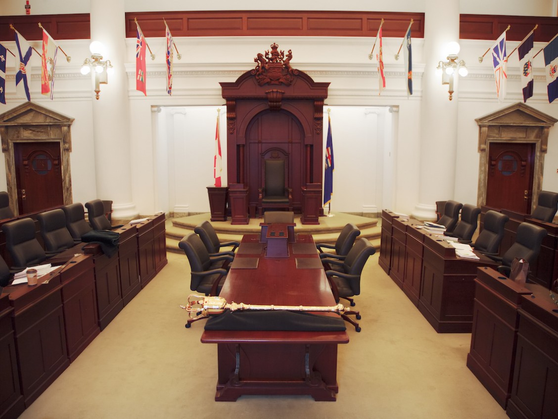 The Legislature Maces Edmonton City As Museum Project Ecamp