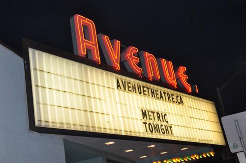 Avenue Theatre (c) Nicoel Mitchell-Duff