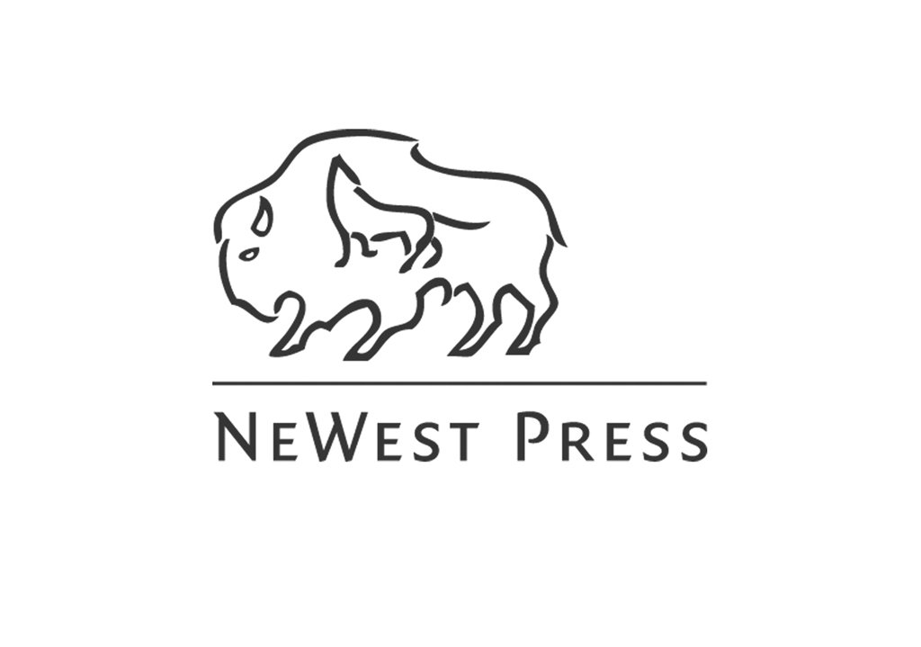 Logo courtesy of NeWest Press. All rights reserved, do not reproduce.